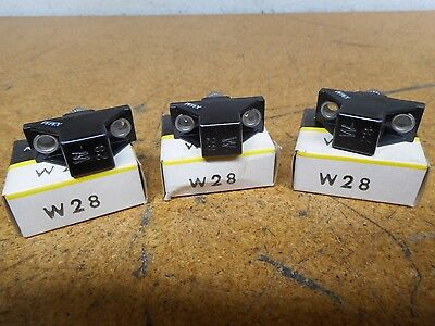 Allen Bradley W28 Thermal Overload Heater Elements New In Box (Lot of 3)
