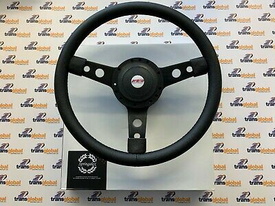 "Land Rover Defender 14"" Steering Wheel & 36 Spline Boss Adapter Kit Bearmach"