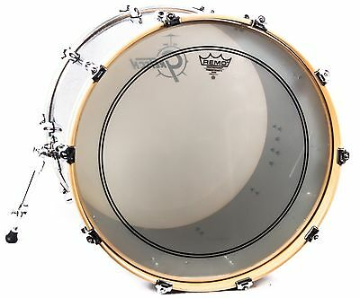Gretsch Renown Bass Drum 18x22 RN-1822B Blue Metal Nitron Finish RN-1822B-SL NEW