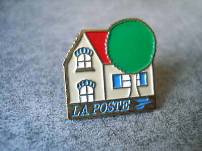 Pins Poste Ptt Maison Arbre Tree House