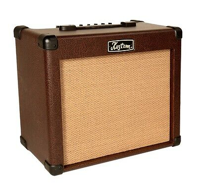 Kustom Sienna 30 PRO 30 Watt Combo Guitar Amplifier for Acoustic NEW SIENNA30PRO