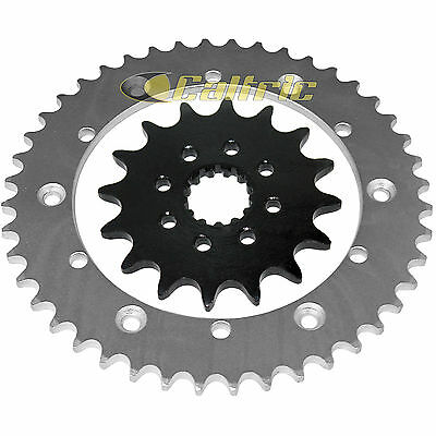 Front & Rear Sprockets Kit Fits YAMAHA TT500 XT500 1977-1981