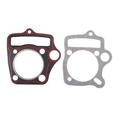 Head Gasket Set For 125cc ATV Dirt Bikes Pit Bikes 4 Stroke engines