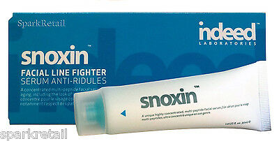 Indeed Laboratories SNOXIN Anti-Aging Serum FACIAL LINE FIGHTER 30ml