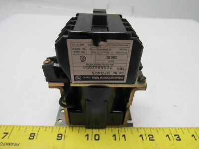 Westinghouse BFD40S 4 Pole Control Relay 300VDC Max.