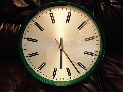 Gents Of Leicester Vintage Wall Clock