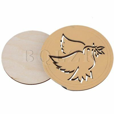 BQLZR 105mm Diameter Guitar Sound Hole Cover for 41inch Acoustic Guitar Type D