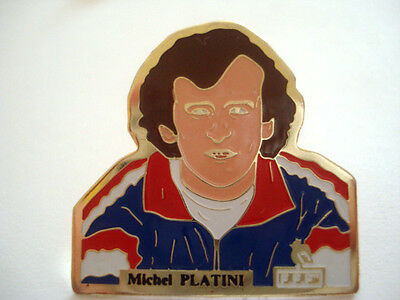 Pins Rare Football Joueur Foot Michel Platini