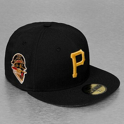 Pittsburgh Pirates All Star Side Side Patch 59Fifty Cap By New Era Size 7 1/2