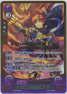 Fire Emblem 0 Cipher Card Game Booster Part 9 Sealed Box B09 Japanese