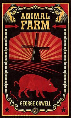Animal Farm - 9780141036137 George Orwell Penguin Books