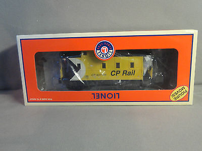 Lionel Standard O Scale 6-26865 CP Rail Canadian Pacific Animated Caboose NEW