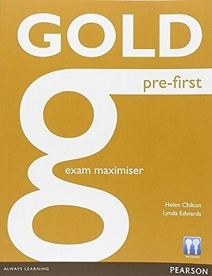 Gold Pre-First. Exam Maximiser. Without Key. Con Espansione Onl… - 9781447974901