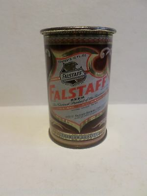 Vintage Falstaff IRTP 1940's St Louis Cone Top Beer Can Drinking Mug