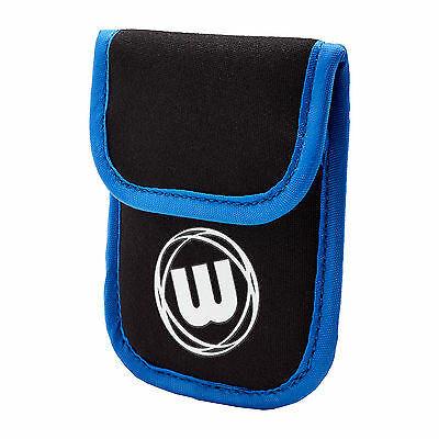 Winmau Neo Wallet Soft Touch Blue