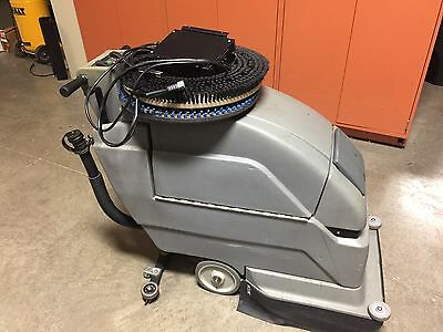 "Nobels 20"" Model 2001 Floor Scrubber"