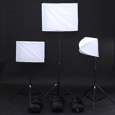 Falcon Eyes 2*RX-12T/1*RX-18T Set Dimmable Flexible LED Video Photo Light 5600K