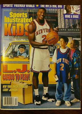 1996 SI For Kids Magazine Woods Rookie MINT