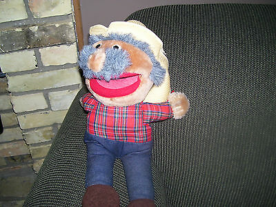 """""""SHOTGUN RED"""" Plush doll - Autographed by Steve Hall"""