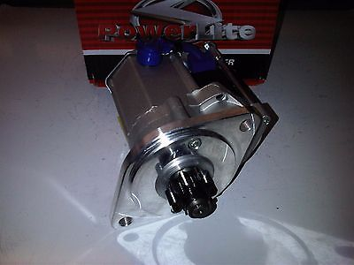 FITS MG TB TC 1.25 1939-onwards BRAND NEW UK POWERLITE UPRATED STARTER MOTOR