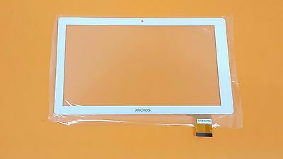 Weiß - Touchscreen Digitizer Display Glas Kompatibel mit Archos 101D NEON