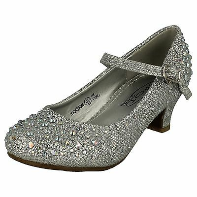 Wholesale Girls Party Shoes 16 Pairs Sizes 9-2  H3046
