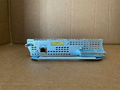 Cisco NM-CUE Cisco Unity Express Voice-mail Network Module (80GB)