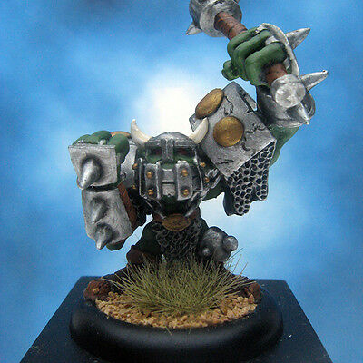 Painted Ral Partha MageKnight Miniature Crusher