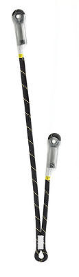 Petzl Progress Progression Lanyard Asymmetrical Y-Lanyard for Caving/Rope Access