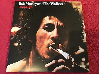 Bob Marley And The Wailers - Catch A Fire LP Record 180g Vinyl - MINT