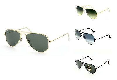 Brand New!! Ray-Ban Aviator Small Sunglasses