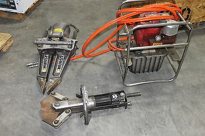 Hurst Jaws Of Set 4Hp Very Nice Condition