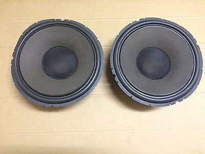 Lockwood Audio Tannoy HPD315 Original Cones With New Surrounds