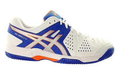 Asics Gel Dedicate 4 Clay E508Y-4293 Mens Trainers~Tennis~UK 11 to 12 Only