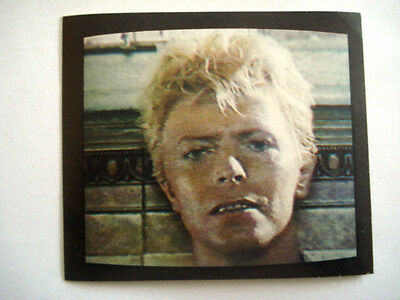 David Bowie * Rarissime Image Vignette N°66 - 1980 Ashes To Ashes David Mallet
