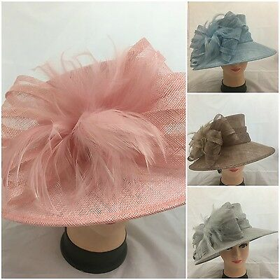 Nigel Rayment Niche Collection Style 25 Designer Special Occasion Wedding Hat