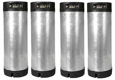 4 Pack Used 5 Gallon Ball Lock Kegs - Pressure Relief - Homebrew - FREE SHIPPING
