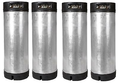 5 Gallon Ball Lock Kegs Reconditioned Four Pack - Homebrew Beer - Free Shipping