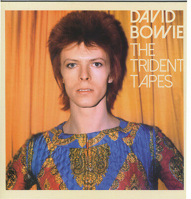 David Bowie The Trident Tapes In Stunning Limited Edition Of 100 On Pink Vinyl