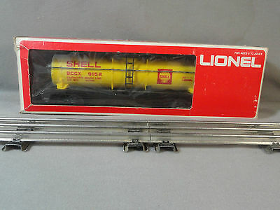Vintage Lionel O Scale 6-9152 Shell Tank Car Single Dome (1973) in Box