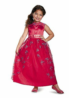 Disguise Elena Ball Gown Classic Elena of Avalor Disney Costume, Small4/6