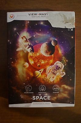 NEW View Master Virtual Reality Experience Pack - Space