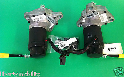 L & R Motors & Gearboxes for Pride Scooter Store TSS 300   #6398