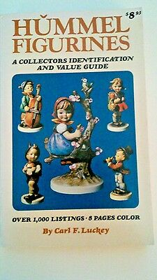 HUMMEL FIGURINES Carl F. Luckey A Collectors identification & Value Guide