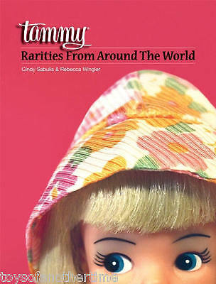 Reference Guide Book Ideal Tammy Rarities Around The World  Barbie Doll Friend