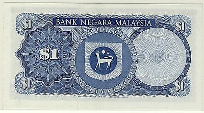 Malaysia 1a 1967ND 1 Ringgit  UNC