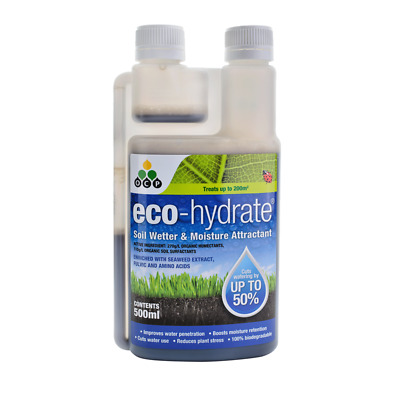 OCP ECO-HYDRATE 500ml - Enriches soil with nutrients & biostimulants