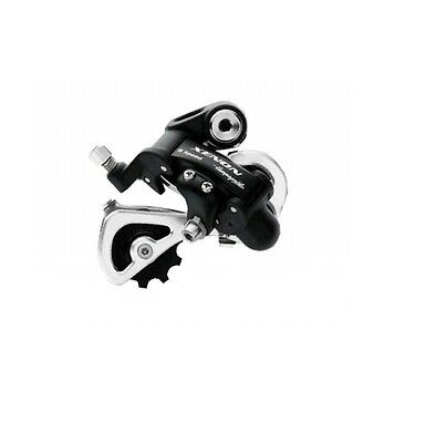Campagnolo Xenon Black 9 Speed Rear Mech Derailleur   Medium