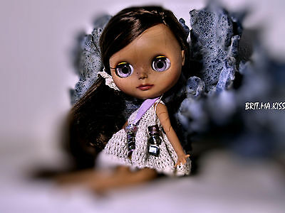 Ooak Blythe Africa By Brit.Ma.Kiss