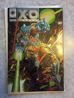 X-O Manover 0.  NM/MT Copy